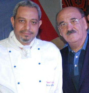 chef and I